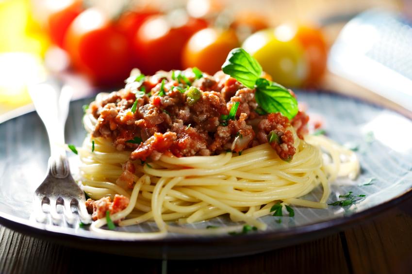 Рецепт спагетти болоньезе классический рецепт с фото