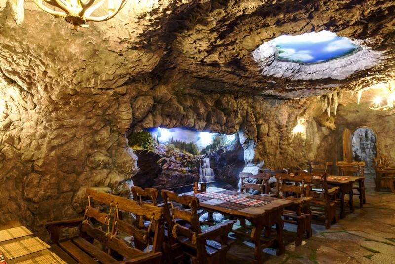 придорожное кафе в пещере армения фото еще